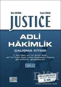 Justice - Adli Hakimlik Çalışma Kitabı (2 Cilt)