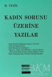Dönüşüm Yayınları - Kadın Sorunu Üzerine Yazılar