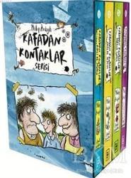 Parodi Yayınları - Kafadan Kontaklar Serisi (4 Kitap Takım)