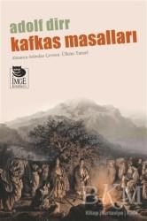 İmge Kitabevi Yayınları - Kafkas Masalları