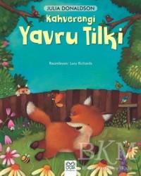 1001 Çiçek Kitaplar - Kahverengi Yavru Tilki