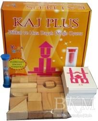 Yuka Kids - Kaj Plus - Dikkat ve Hıza Dayalı Denge Oyunu