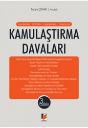 Adalet Yayınevi - Ders Kitapları - Kamulaştırma Davaları