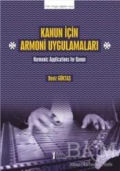 Müzik Eğitimi Yayınları - Kanun İçin Armoni Uygulamaları