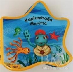 Net Çocuk Yayınları - Kaplumbağa Meritta - Plaj ve Banyo Kitabı
