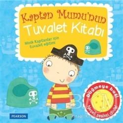 Pearson Çocuk Kitapları - Kaptan Mumu'nun Tuvalet Kitabı
