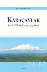 Araştırma Yayınları - Karaçaylar