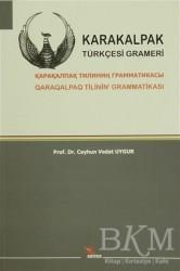 Kriter Yayınları - Karakalpak Türkçesi Grameri