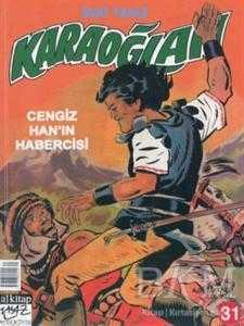 Karaoğlan Cengiz Han'ın Habercisi Sayı: 31