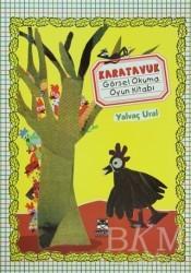 Marsık Kitap - Karatavuk Görsel Okuma ve Oyun Kitabı