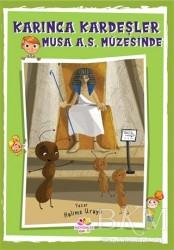 Mevsimler Kitap - Karınca Kardeşler - Musa As Müzesinde