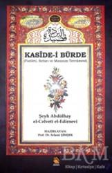 Buhara Yayınları - Kaside-i Bürde