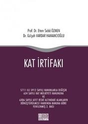 On İki Levha Yayınları - Kat İrtifakı