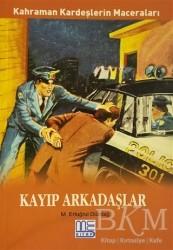 Med Kitaplığı - Kayıp Arkadaşlar - Kahraman Kardeşlerin Maceraları