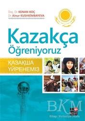 Kesit Yayınları - Kazakça Öğreniyoruz