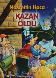 Akçağ Yayınları - Kazan Öldü