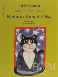 Yapı Kredi Yayınları - Kedinin Kanadı Olsa