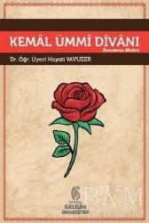 İstanbul Gelişim Üniversitesi Yayınları - Kemal Ümmi Divanı