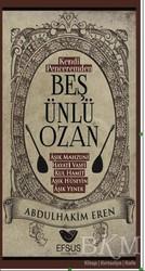 Efsus Yayınları - Kendi Peceremden Beş Ünlü Ozan