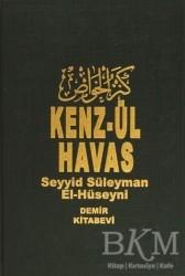 Demir Kitabevi - Kenz-ül Havas (2 Cilt Takım Şamua)