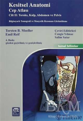 Kesitsel Anatomi Cep Atlası