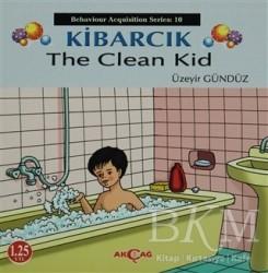 Akçağ Yayınları - Ders Kitapları - Kibarcık The Clean Kid
