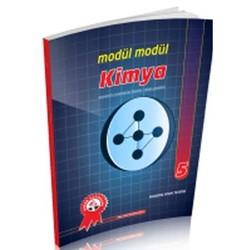Zafer Dershaneleri Yayınları - Kimya Modül Modül 5 Modern Atom Teorisi Zafer Yayınları