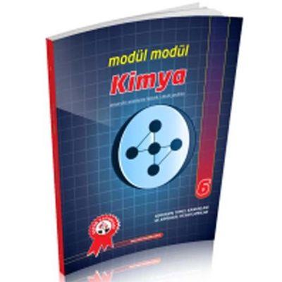 Kimya Modül Modül 6 Kimyanın Temel Kanunları ve Kimyasal Hesaplamalar Zafer Yayınları