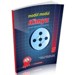 Zafer Dershaneleri Yayınları - Kimya Modül Modül 7 Kimyasal Tepkimelerde Enerji ve Hız Zafer Yayınları