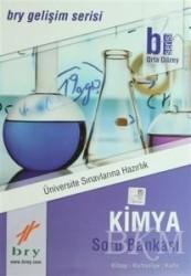 Birey Yayınları - Kimya Soru Bankası B Orta Düzey (Üniversite Sınavlarına Hazırlık)