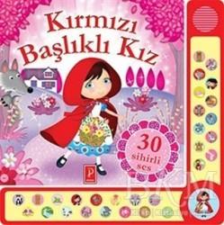 Pena Yayınları - Kırmızı Başlıklı Kız