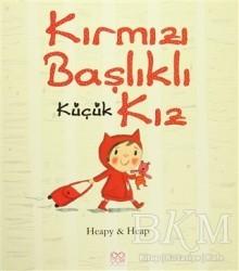 1001 Çiçek Kitaplar - Kırmızı Başlıklı Küçük Kız