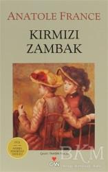 Can Yayınları - Kırmızı Zambak