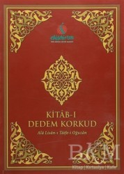 Türk Dünyası Vakfı - Kitab-ı Dedem Korkud (Ciltsiz)