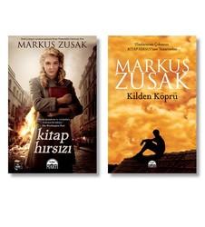 Martı Yayınları - Kitap Hırsızı - Külden Köprü 2 Kitap Set