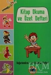Karatay Çocuk - Kitap Okuma - Özet Defteri