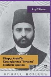 Libra Yayınları - Kitapçı Arakel'in Kataloglarında Tercüme Eserlerin Tanıtımı