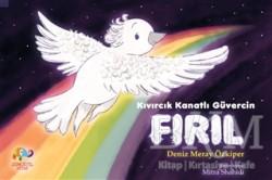 Zencefil Kitap - Kıvırcık Kanatlı Güvercin Fırıl