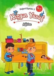 Semerkand Çocuk Yayınları - Kızgın Yusuf - Affetme
