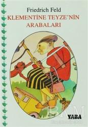 Yaba Yayınları - Klementine Teyze'nin Arabaları