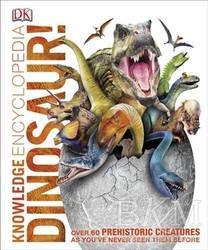 Dorling Kindersley Publishers LTD - Çocuk Kitaplar - Knowledge Encyclopedia Dinosaur!