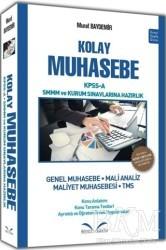 İkinci Sayfa Yayınları - Kolay Muhasebe