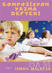 Sokak Kitapları Yayınları - Kompozisyon Yazma Defteri