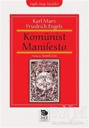 İmge Kitabevi Yayınları - Komünist Manifesto