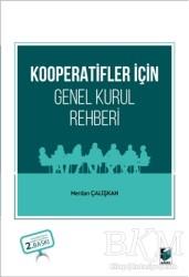 Adalet Yayınevi - Kooperatifler İçin Genel Kurul Rehberi