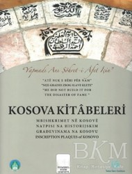 Fetih Cemiyeti Yayınları - Kosova Kitabeleri