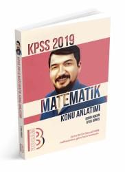 Benim Hocam Yayınları - KPSS 2019 Matematik Konu Anlatımı Benim Hocam Yayınları