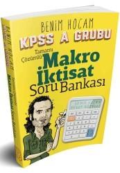Benim Hocam Yayınları - KPSS A Grubu Makro İktisat Soru Bankası