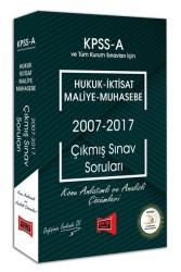 Yargı Yayınları - KPSS A HUK.İKT.MAL.MUH.2007-2017 ÇIKMIŞ SORU