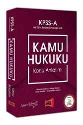 Yargı Yayınları - KPSS A KAMU HUKUKU KONU ANLATIMI